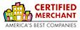 America's Best Companies Certified Merchant